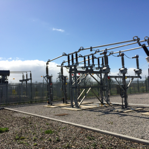 Penny Hill Windfarm Aardvarc Electrical Engineering