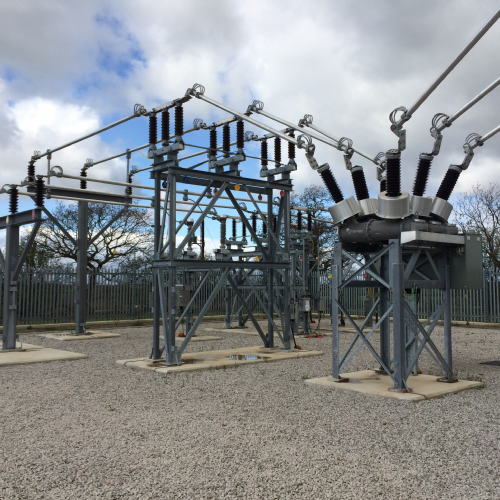 Aardvarc electrical engineering penny hill windfarm for Penny hill