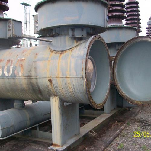 SF6 Gas Removal